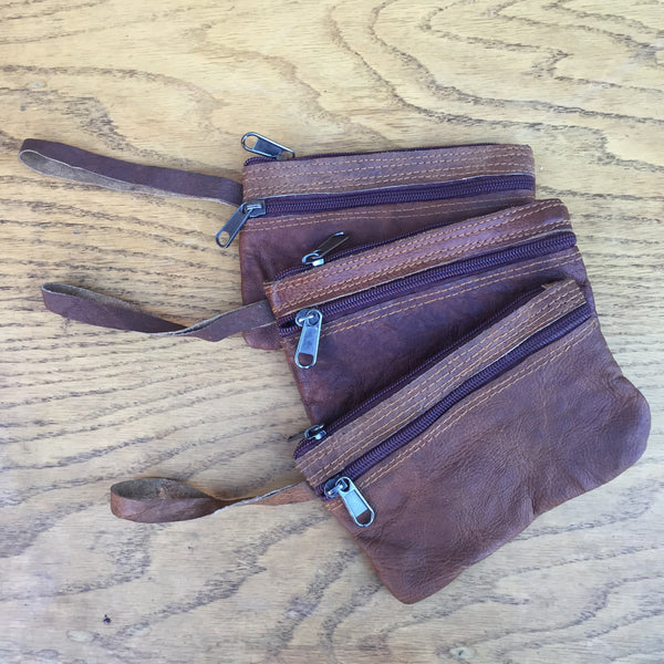 Little Leather Purse
