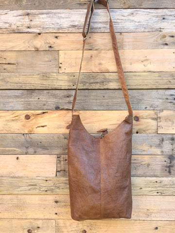 Idaho Leather Bag