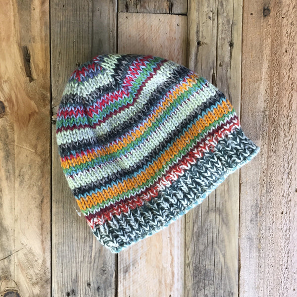 Multicolour Beanie - Simple - 7