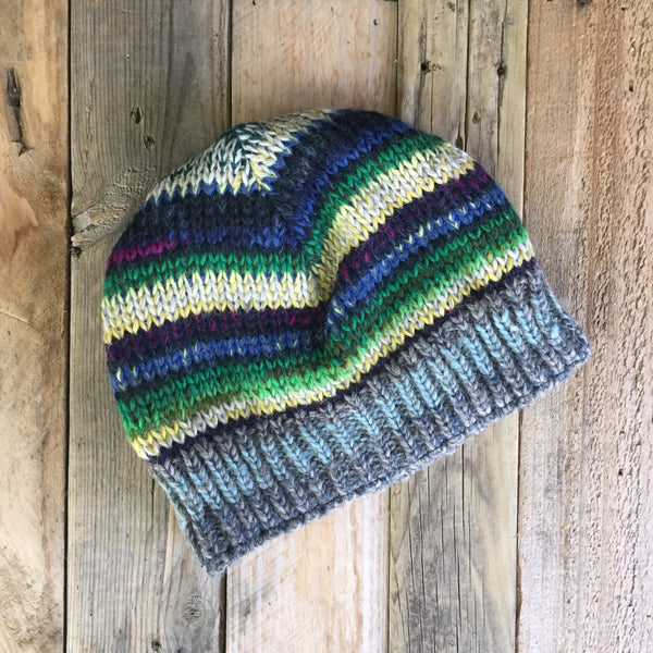 Multicolour Beanie - Simple - 2