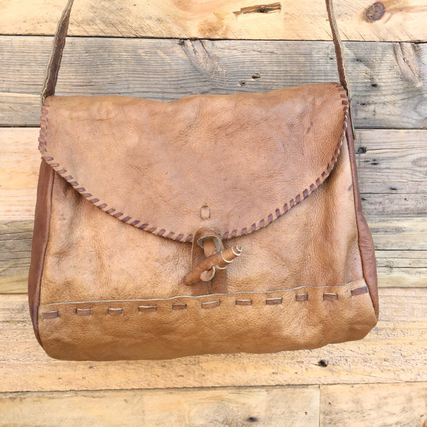 Toledo Leather Bag