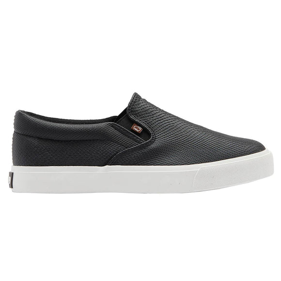 Black Snake Piper Slip-On