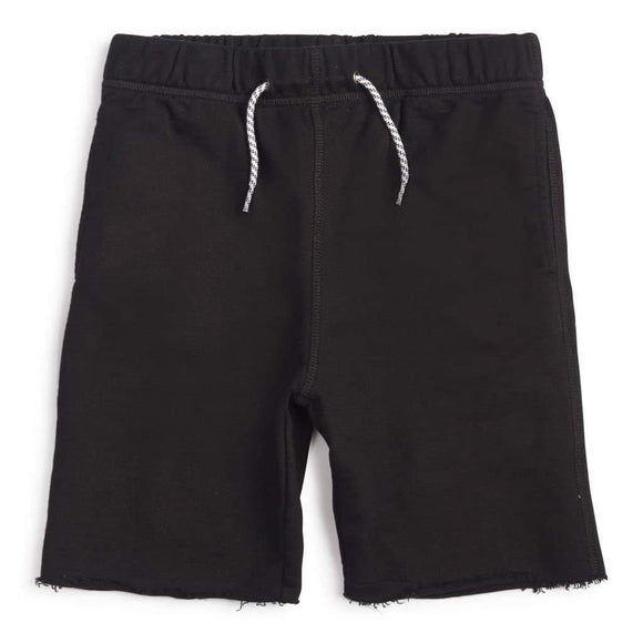 Black Camp Shorts