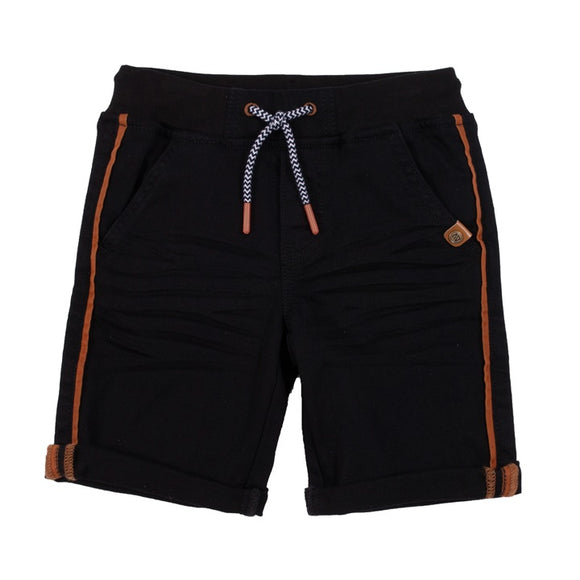 Black Bermuda Short