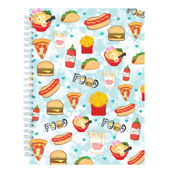 Junk Food Journal