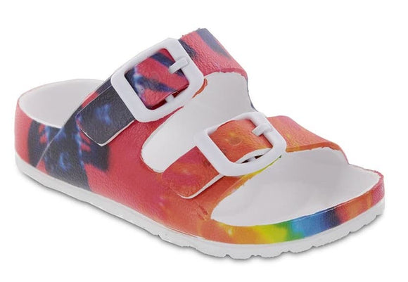 Little Jasmin Rainbow Slip On