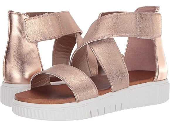 Minka Rose Gold Sandal