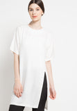Mary-Kate Top White