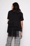 Courtney Tulle Shirt