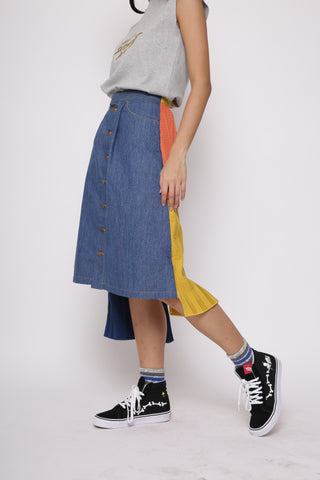 Claude Denim Skirt
