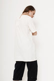 Mary-Kate Top Off White