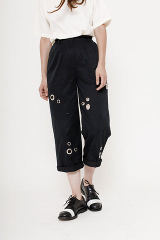 Prugio Pants- Black