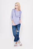 Katia Purple T-shirt