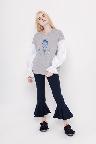 Levy Sweatshirt Grey
