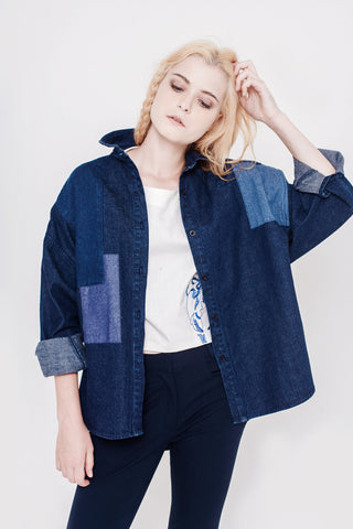 Ollie Denim Shirt
