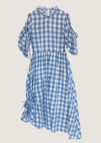 Ce Matin La Dress Gingham
