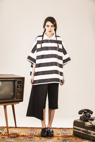 Pugsley Oversized Top