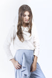 Amina Top - White
