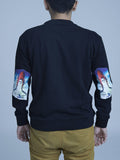 Rocket Patch Sweater