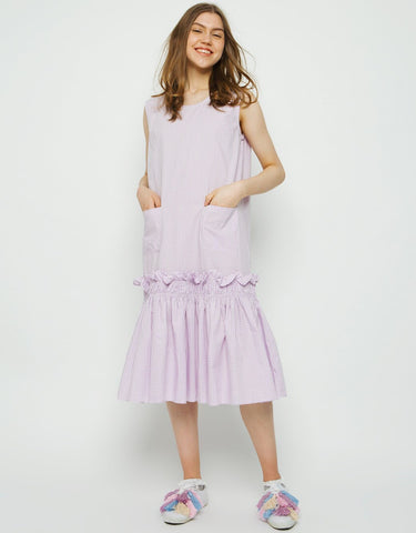 Nancy Dress Lilac