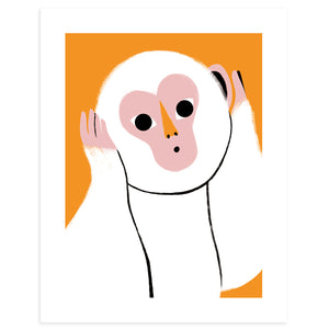 Kikazaru (Wise Monkey nº1)