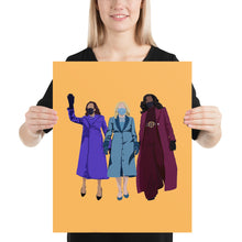 Load image into Gallery viewer, Inspirational Women Poster Influential Women Poster Kamala Harris Poster Michelle Obama Poster Dr Jill Biden Poster - Inauguration Ladies