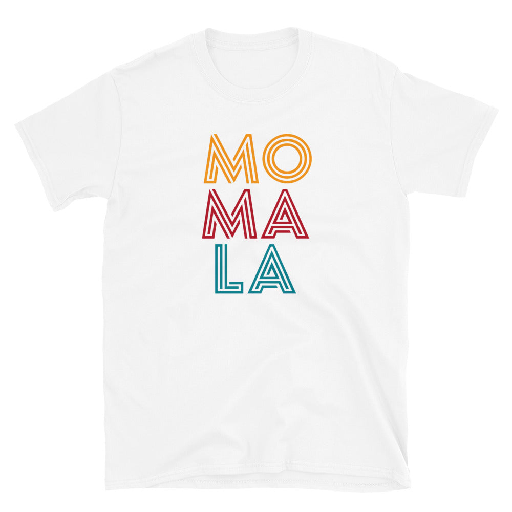 MOMALA - Kamala Harris Momala Mamala Shirt - Vintage Modern Election 2020 Biden Harris For the People - Short-Sleeve Unisex T-Shirt