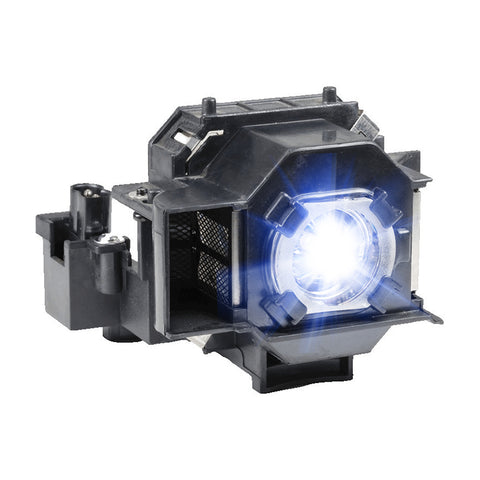 [Original Bulb Inside] ELPLP43 Lamp Module for Epson Projector - 270 days warranty