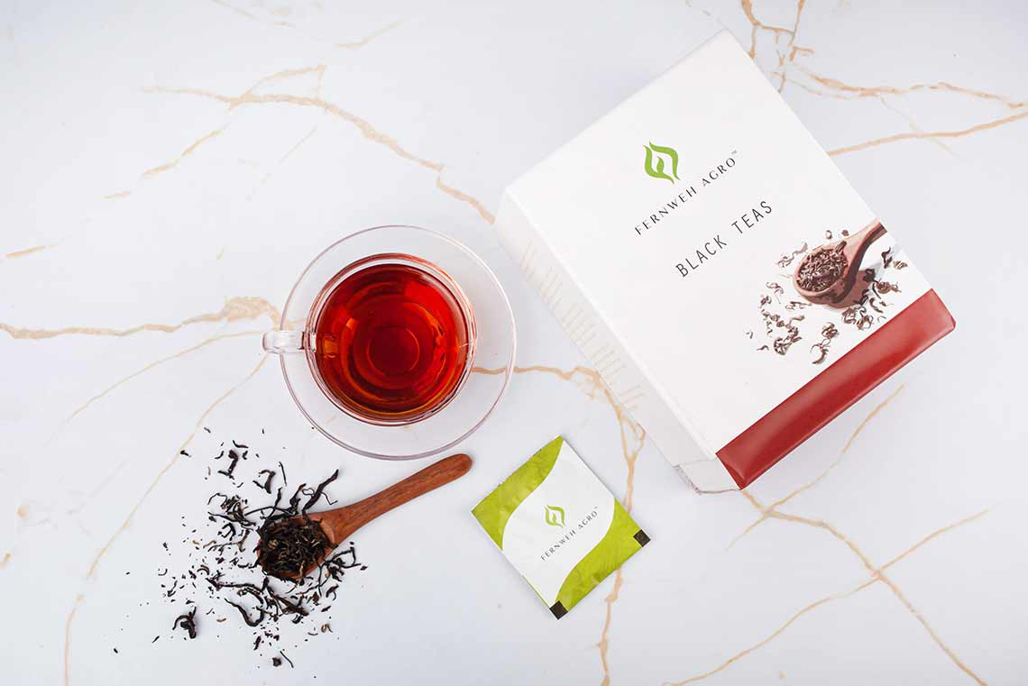 Best collection of assorted black teas from premium indian tea estate by Fernweh Agro | Buy Black Tea Collection Online at Fernweh Agro Online Tea Store