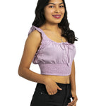 Crop Top Hanydany HI2417