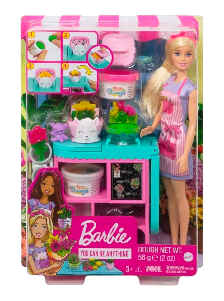 Set Barbie Florista