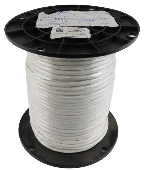 Olympic 2204T 18-4 Copper Wire 250' Roll