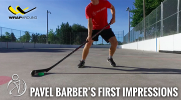 Hockey Wrap Around ICE | Pavel Barber First Impressions