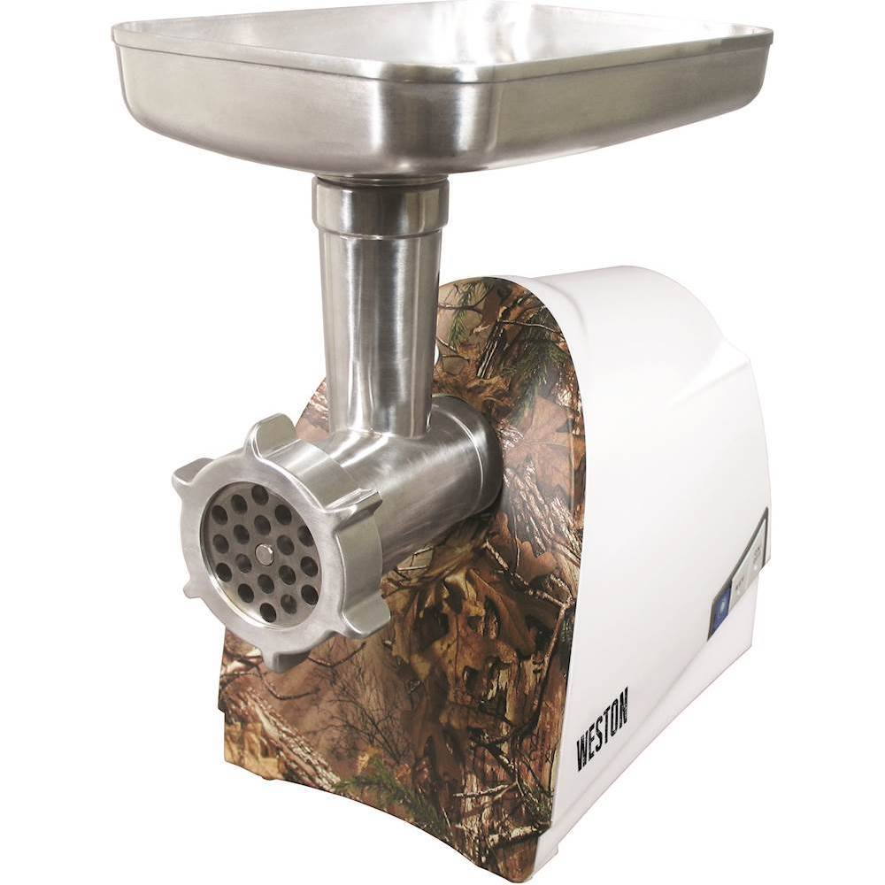 Weston Heavy Duty Grinder #8: Realtree