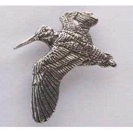 Pin, Flying Woodcock (Various Finishes)