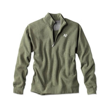 Load image into Gallery viewer, Orvis Signature Soft 1-4 Zip
