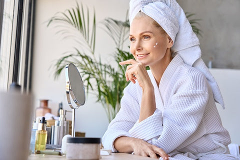 Remove wrinkels naturally