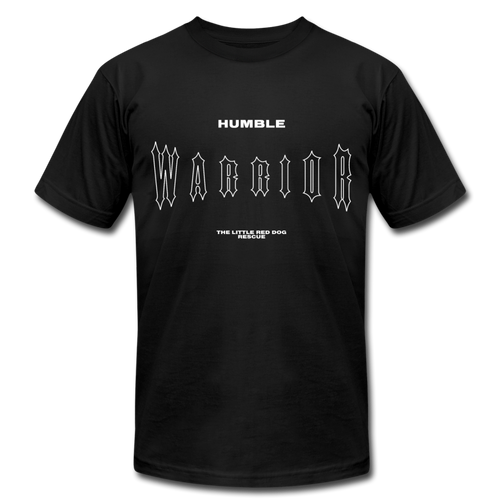 Humble Warrior T-shirt - black