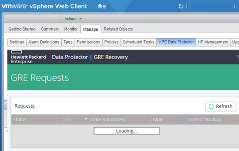 Granular Recovery Extension (for VMware, Exchange, Sharepoint)