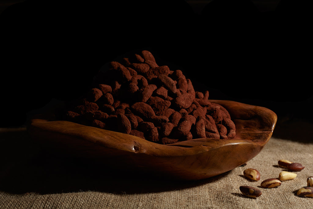 Chocolate Brazil Nuts (Vegan)