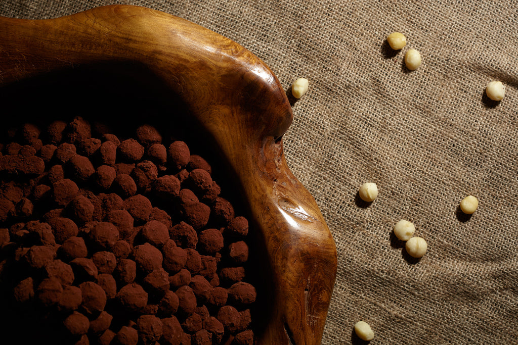 Chocolate Macadamia Nuts