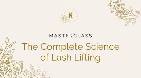 Masterclass: The Complete Science of Lash Lifting