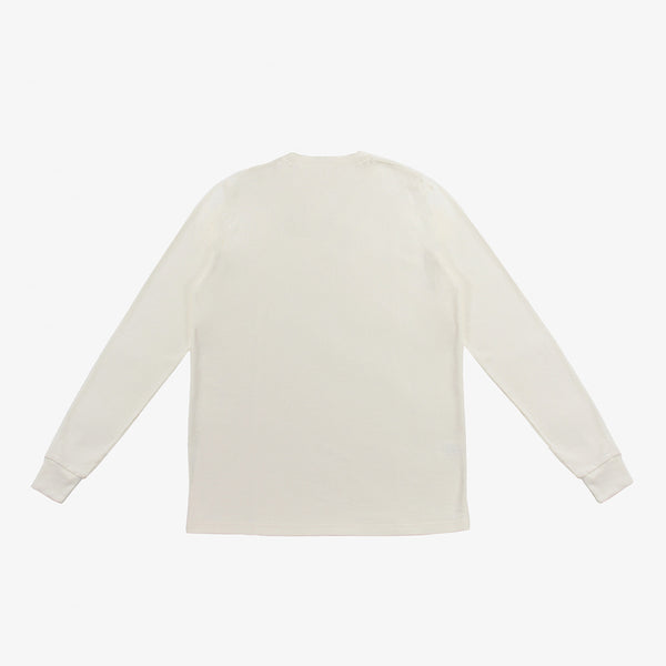 The 'Paperboy' Longsleeve (off white)