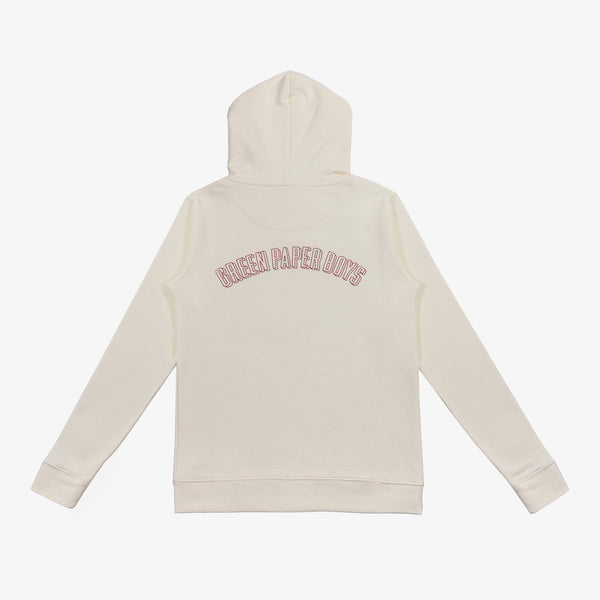 Pullover Hoodie Off White