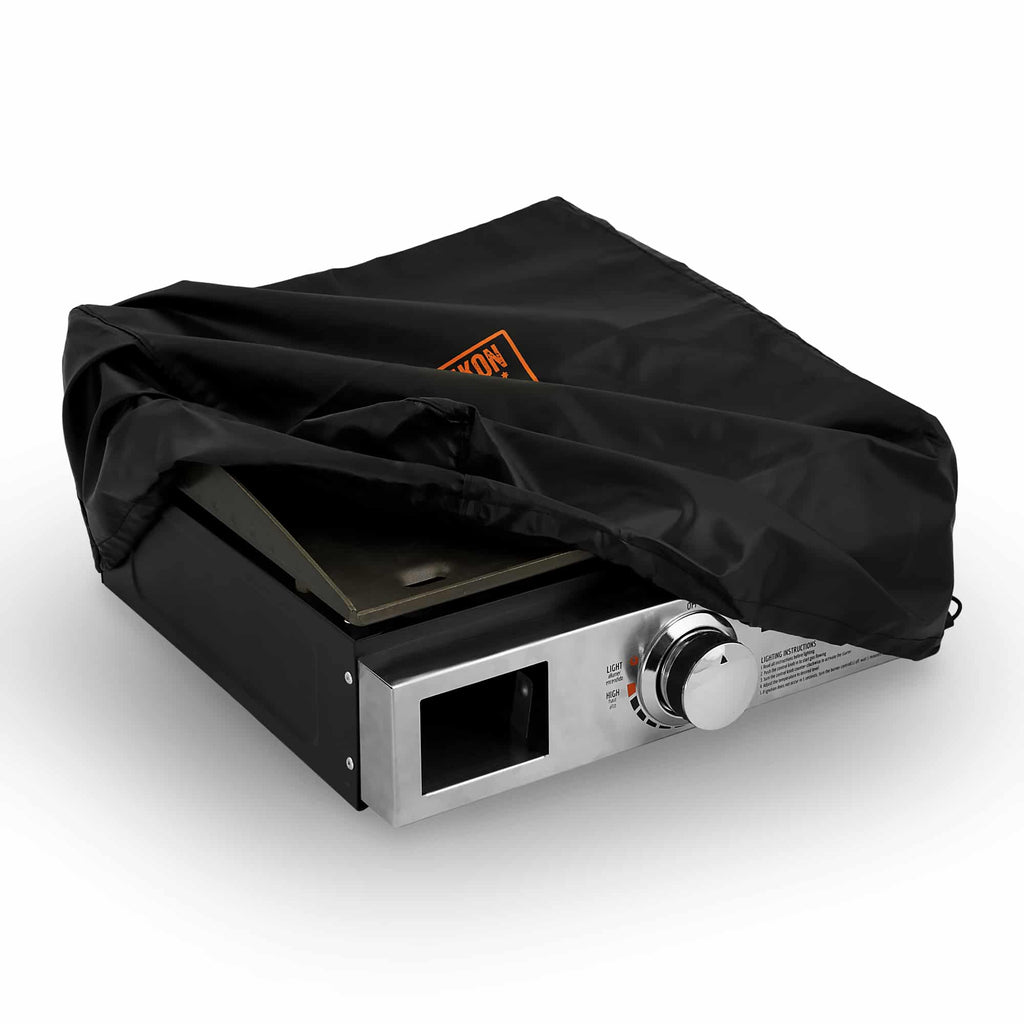Yukon Glory YG-505 Grill Cover & Carry Case for Blackstone 17 inch tabletop griddle - 01