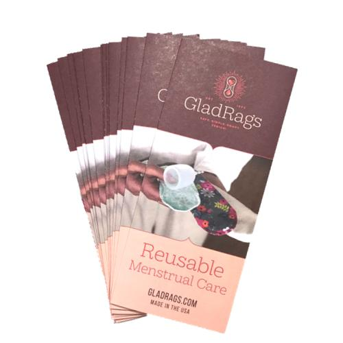 Brochures - Bundle of 10 (limit 10)