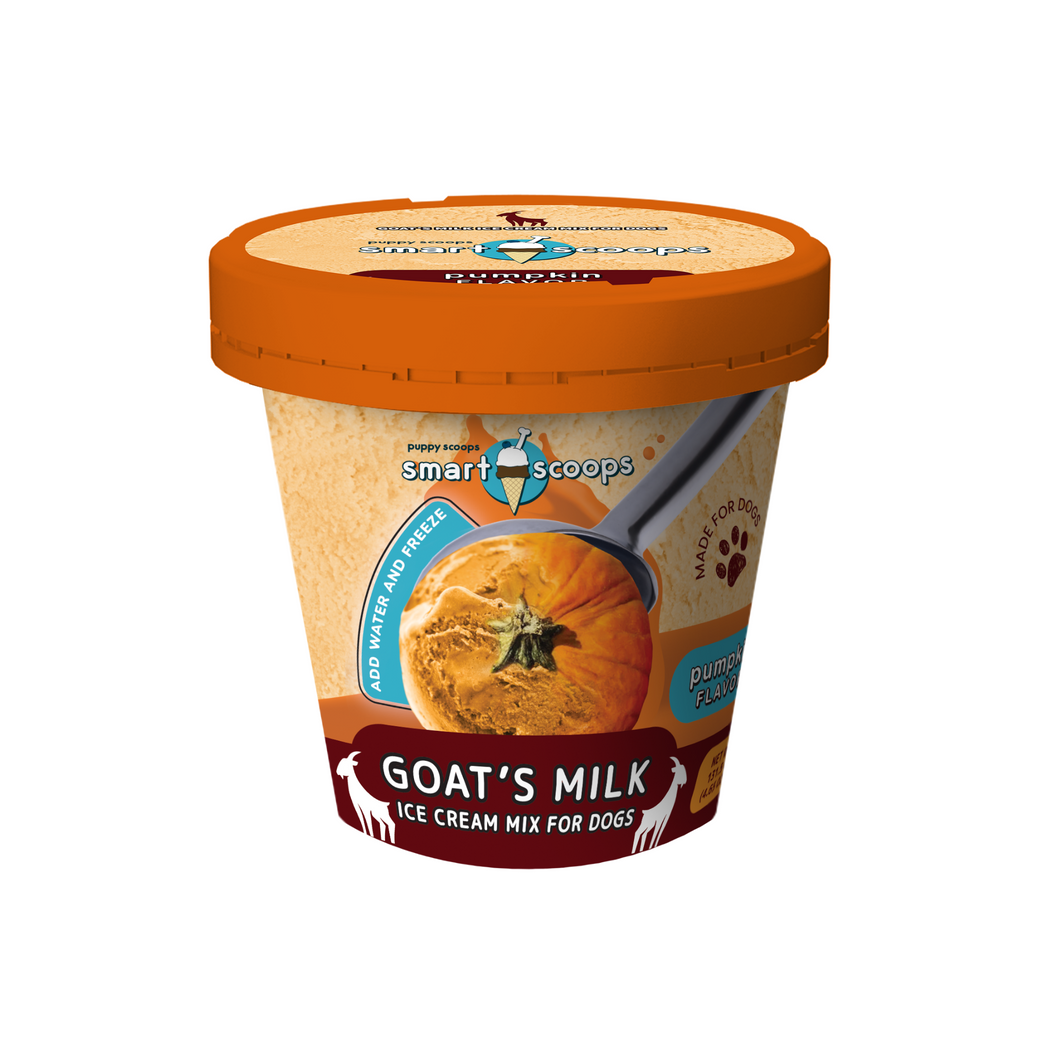 Smart Scoops Goat's Milk Ice Cream Mix