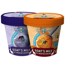 Load image into Gallery viewer, Smart Scoops Goat's Milk Ice Cream Mix