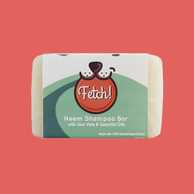 Load image into Gallery viewer, Fetch Naturals Neem Shampoo Bar