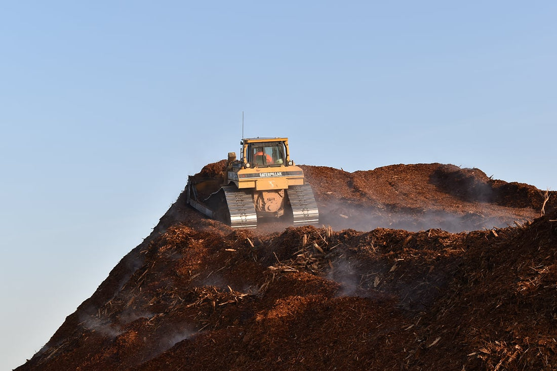 Pacific Topsoils Recycling Services